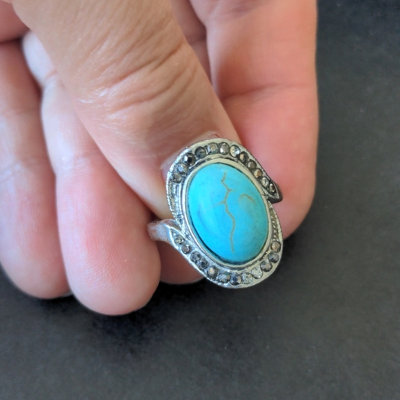 Jewelry - 3for$25 Turquoise ring 7.5-8